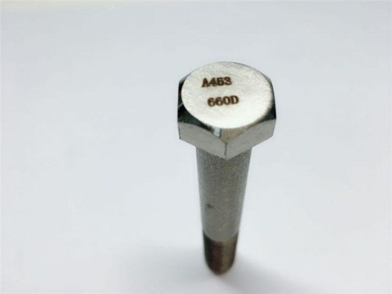 а286 висококвалитетни причвршћивачи астм а453 660 ен1.4980 учвршћења вијцима хардверске машине