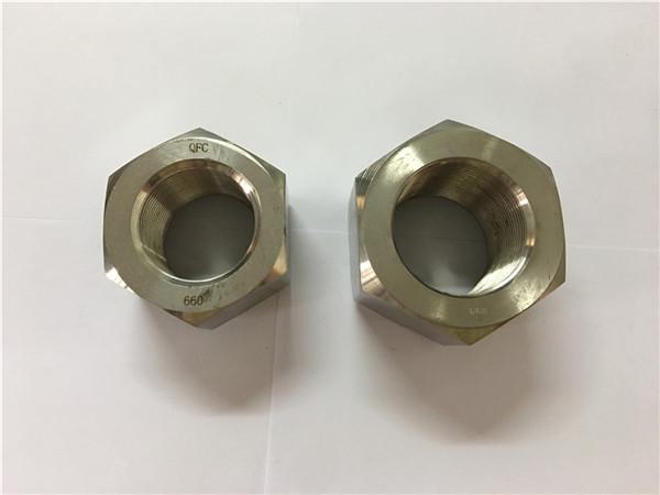 производња никл-легуре а453 660 1.4980 шестерокутне матице
