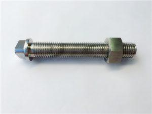 Бр. 27-АИСИ САЕ 347 затварач од нехрђајућег челика