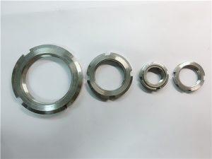 Но.33-Кина добављач израђен од нехрђајућег челика округла матица