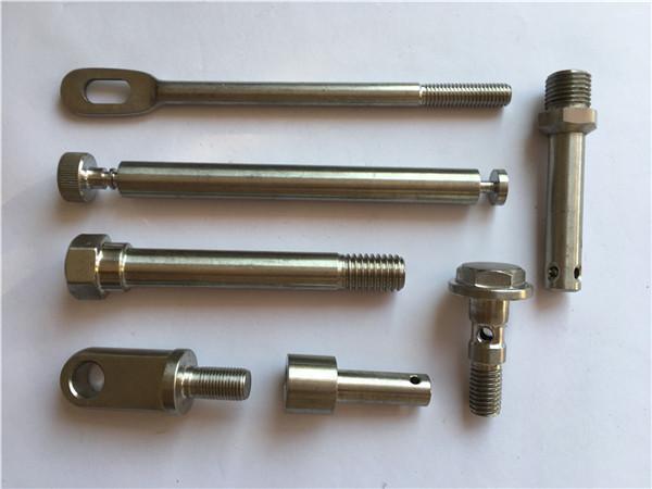 прецизни инок причвршћивачи са ЦНЦ токарењем металних затварача