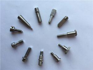 Вијак осовине бр. 60-титанијумски затварачи, вијци за мотоцикле од титанијума, делови од легуре титанијума