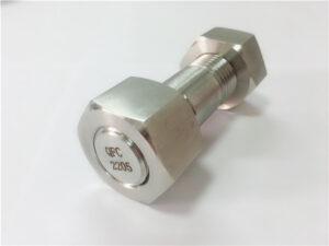 Но.75-квалитетан дуплек 2205 вијак од нехрђајућег челика