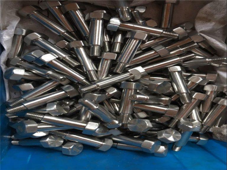 продаје се нестандардни челични аутомобилски причвршћивачи
