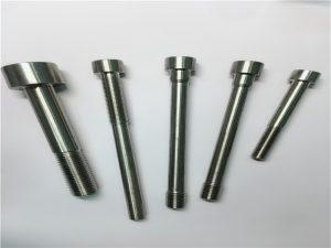 прилагођени пхиллипс цилиндрични отвори за причвршћивање шипки са рупом