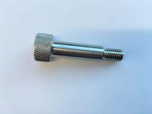 Прилагођени шестерокутни поклопац главе 18-8 нехрђајући челик