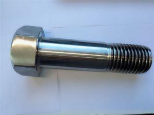 супер дуплекс нерђајући челик дин931 полукутни шестерокутни вијак